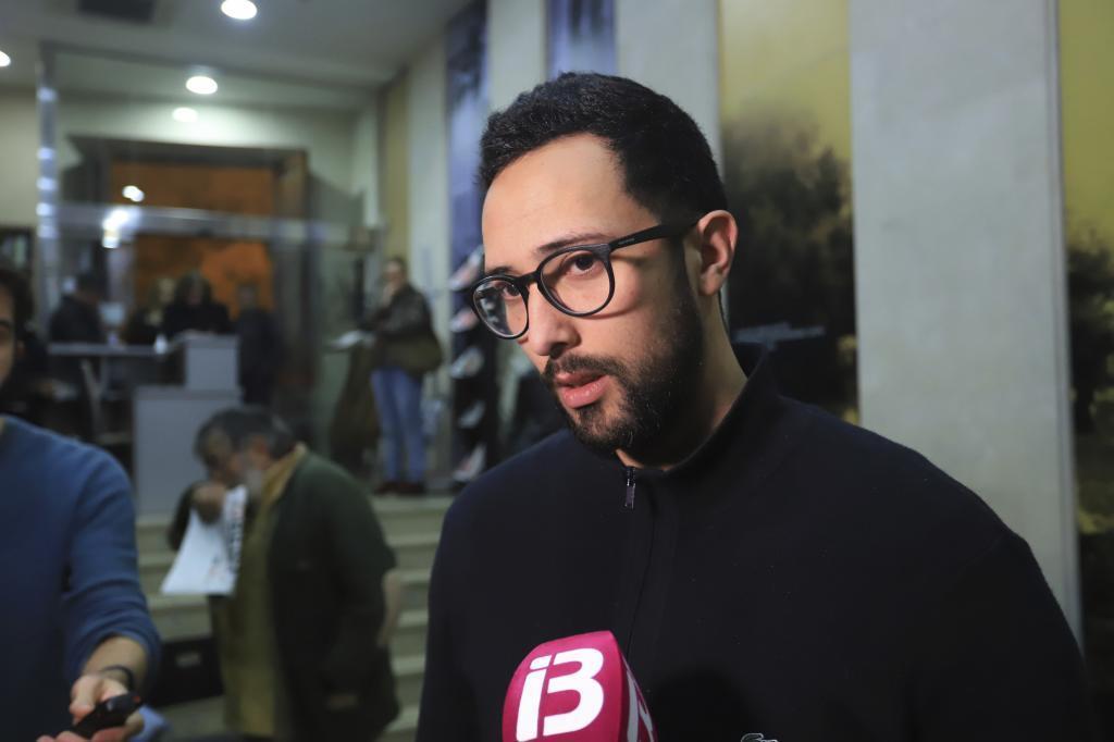 El TEDH rechaza el recurso de Valtonyc contra su condena en España