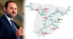 Ábalos: es imposible inaugurar ni uno solo de los AVE prometidos por Rajoy en 2018