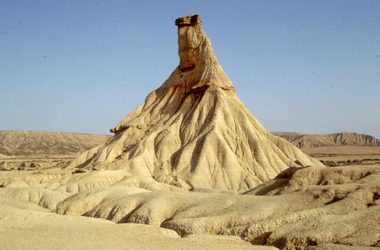 Un 30% del territorio español ya sufre desertificación