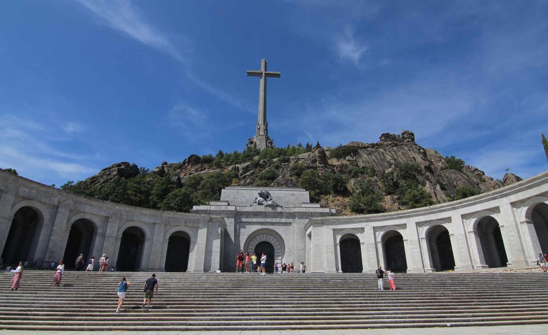 Patrimonio Nacional da luz verde a las otras 31 exhumaciones en el Valle de los Caídos