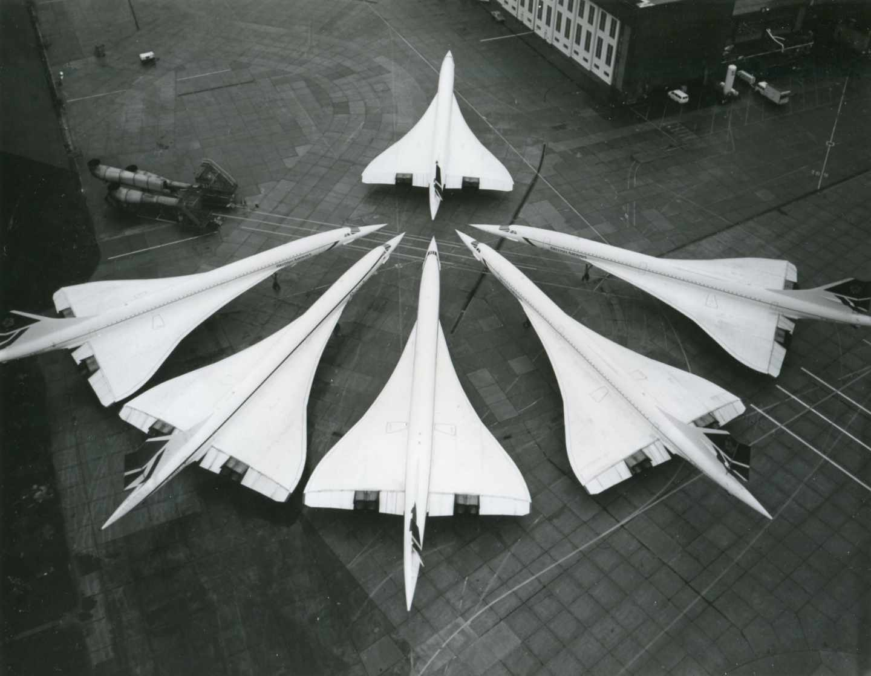Concorde, el futuro de hace 50 años