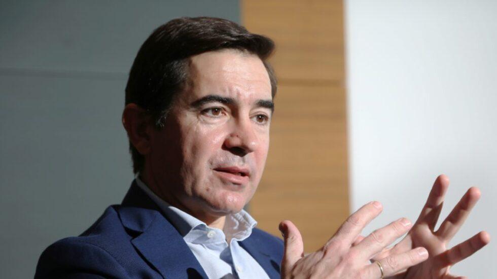 Carlos Torres Vila, consejero delegado de BBVA.