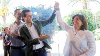 Isabel Bonig abandona sus cargos en el PP y reprocha a Génova su salida
