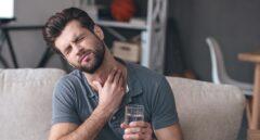 Síntomas del cáncer de cabeza y cuello: dolor de garganta o ronquera de más de tres semanas