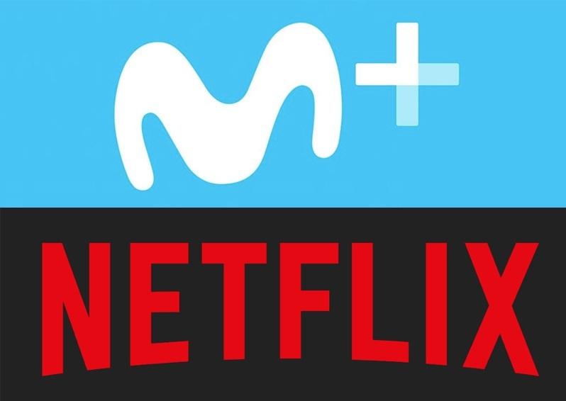 Netflix se integrará dentro de la plataforma de Movistar + este año.