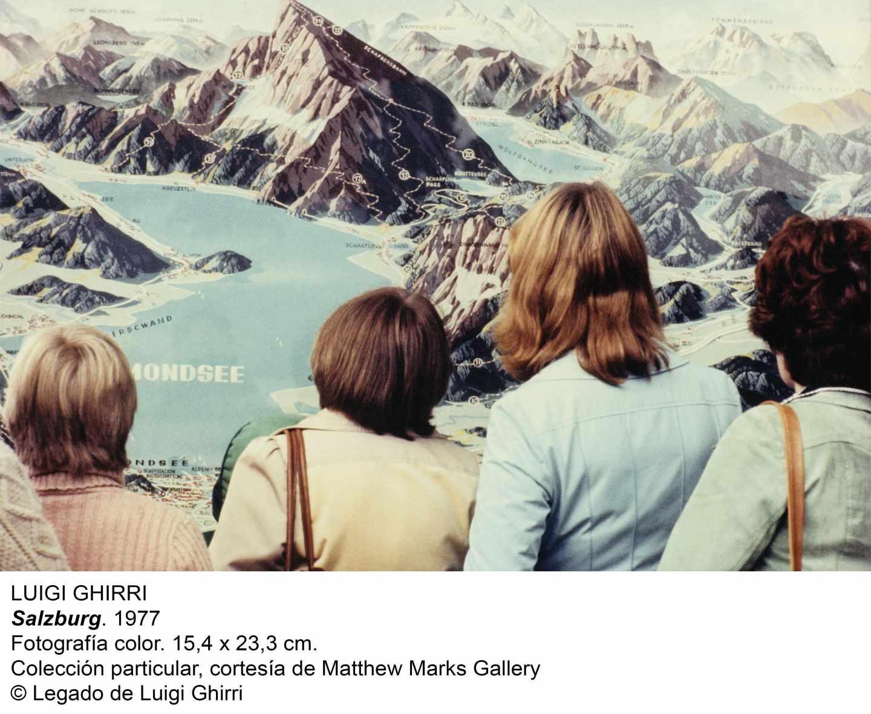 'Slazbur', 1977. Luigi Ghirri.