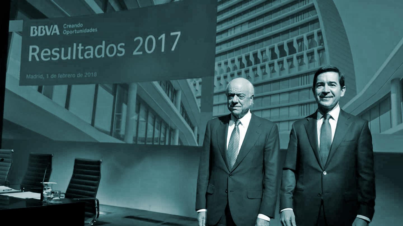 Francisco González y Carlos Torres Vila