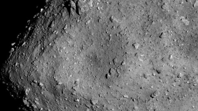 Primeras imágenes de Hayabusa desde la misión Minerva