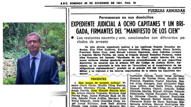 Juan Manuel Santos Martín, ex director general de Personal de Adif, recientemente dimitido.