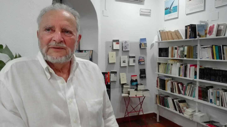 El ex líder de IU, Julio Anguita.