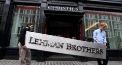 Caída de Lehman Brothers