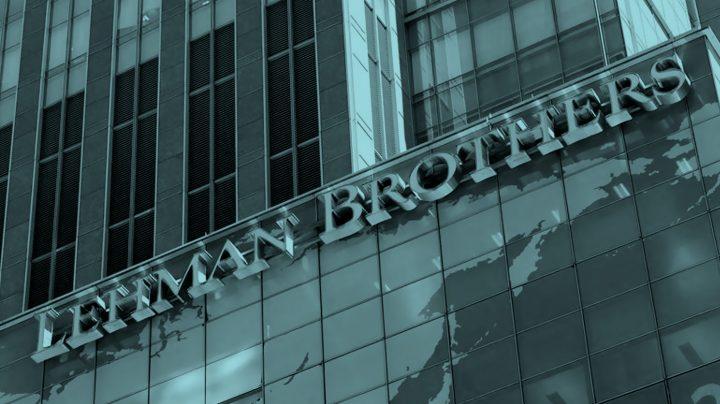 Sede mundial de Lehman Brothers en Nueva York, el 15 de septiembre del 2018.