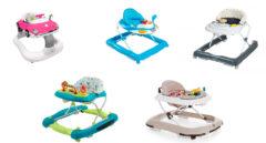 Los pediatras piden la prohibición de los andadores infantiles.