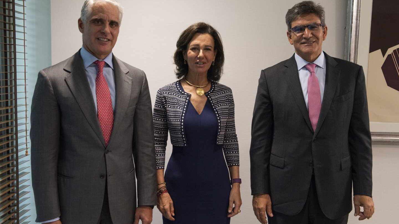 Andrea Orcel, nuevo consejero delegado del Banco Santander