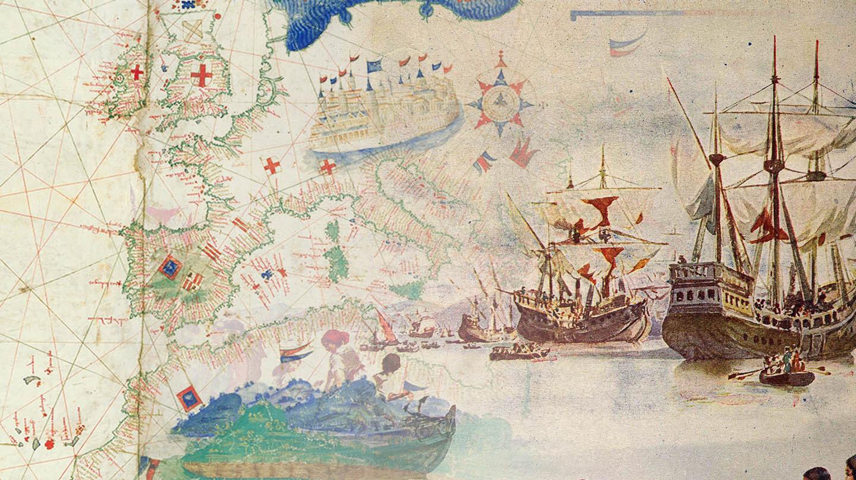 Portugal y la cruzada por mar contra el Islam