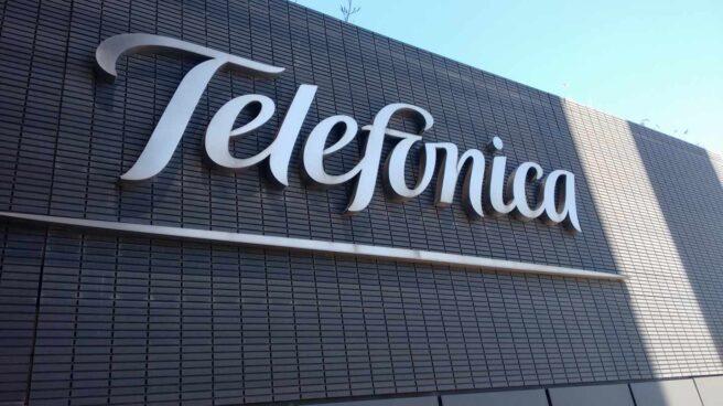 La sede central de Telefónica en Madrid.