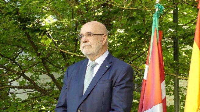 El delegado del Gobierno en el País Vasco, Jesús Loza.