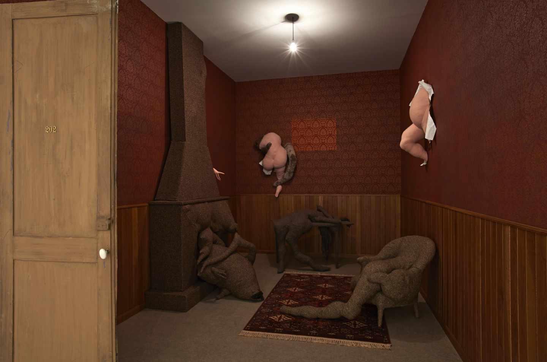 'Habitación 202', Dorothea Tanning.