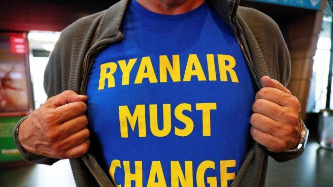 El hundimiento de Ryanair convierte a IAG en la aerolínea más valiosa de Europa.
