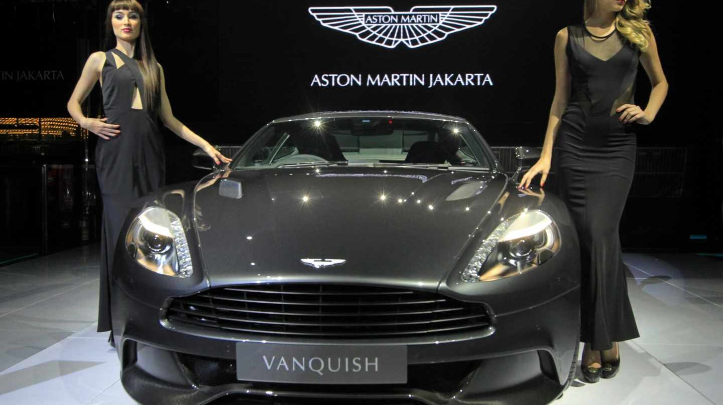 Accidentado debut en bolsa de Aston Martin, el vehículo de James Bond.