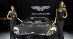 Accidentado debut en bolsa de Aston Martin, el vehículo de James Bond.