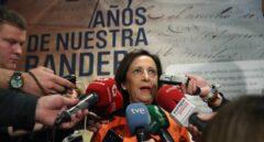 """Margarita Robles considera una """"falta de respeto"""" los abucheos a Sánchez"""