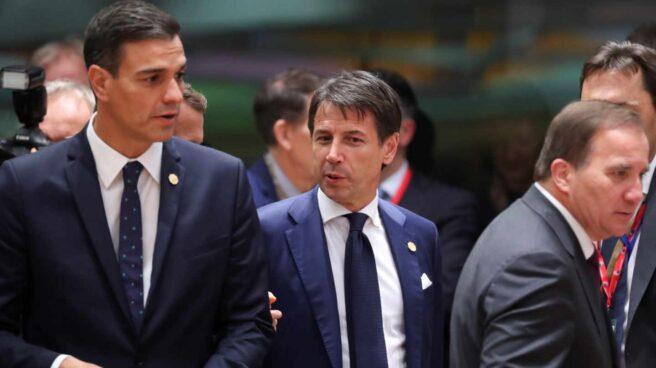 La deuda española alcanza sus peores niveles en 18 meses con el mercado pendiente de Italia.