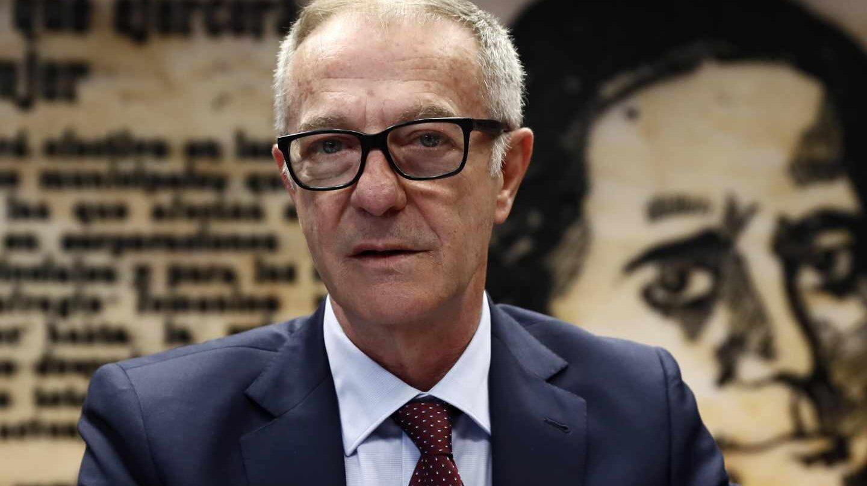 El ministro de Cultura y Deporte, José Guirao.