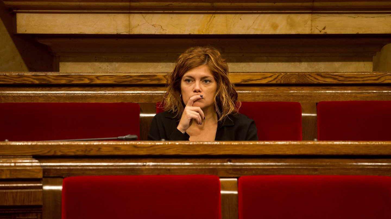 La ex portavoz Catalunya en Comú Podem, Elisenda Alamany