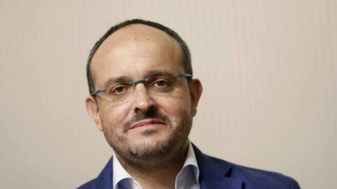 Alejandro Fernández, presidente del PP catalán.