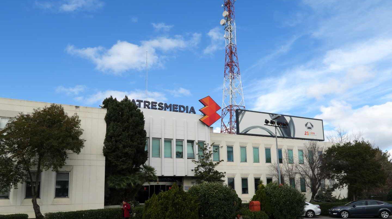 Sede de Atresmedia