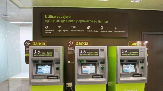 Bankia sufre en bolsa pese a elevar su beneficio.