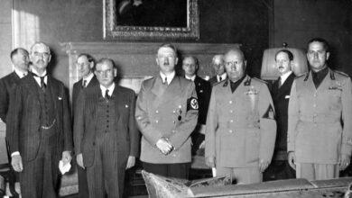El Pacto de Munich: cuando Hitler jugó con el miedo de Europa