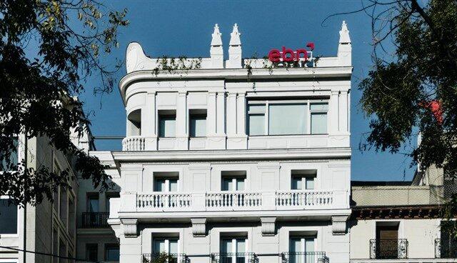 Sede de EBN Banco en Madrid.