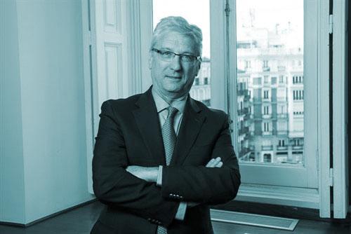 El presidente de la Sala III del Tribunal Supremo, Luis María Díez-Picazo