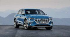 Audi e-tron, el primer 100% eléctrico de la marca alemana