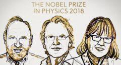 Las herramientas-láser, primer Premio Nobel de Física a una mujer en 55 años
