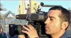 Jose Couso, cámara de televisión asesinado en la Guerra de Irak.