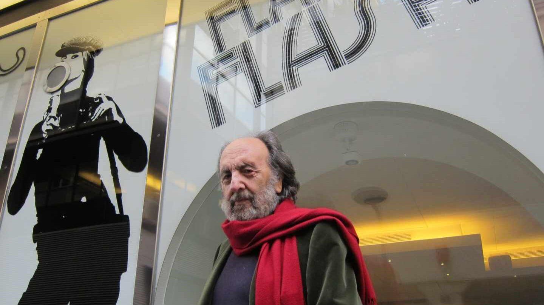 Leopoldo Pomés, Premio Nacional de Fotografía 2018