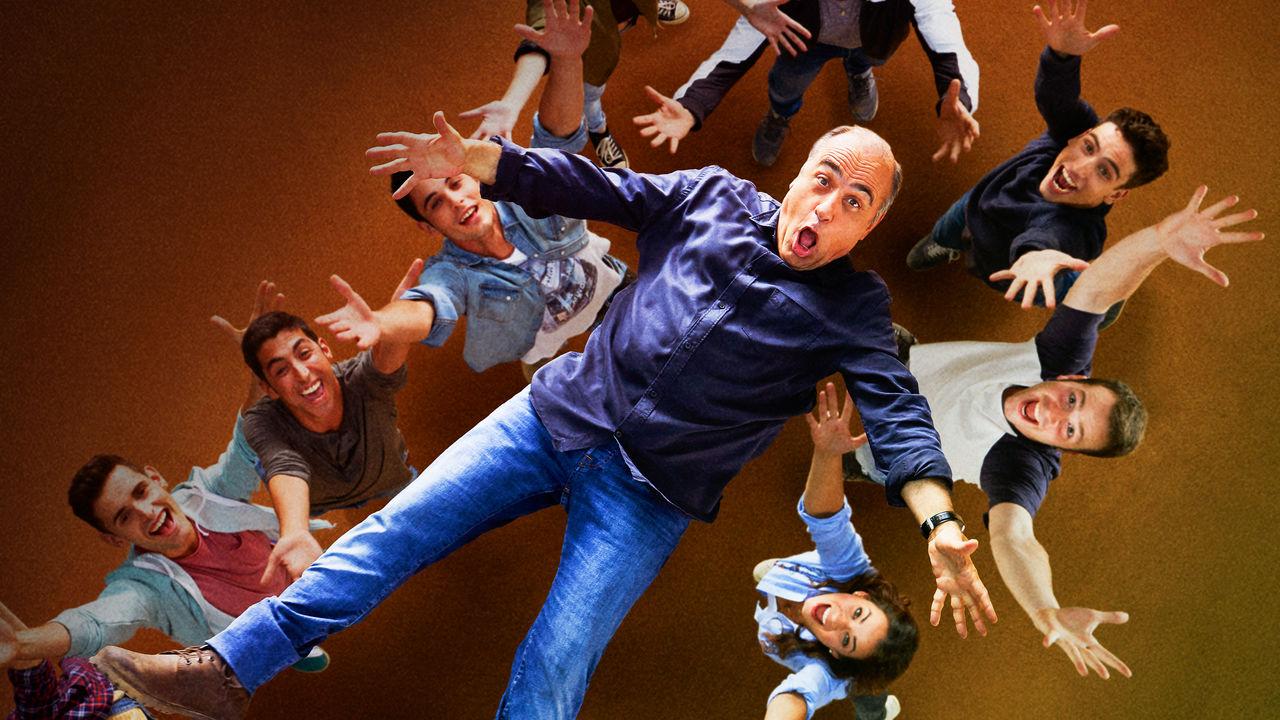 Imagen promocional de 'Merlí', serie de Netflix.