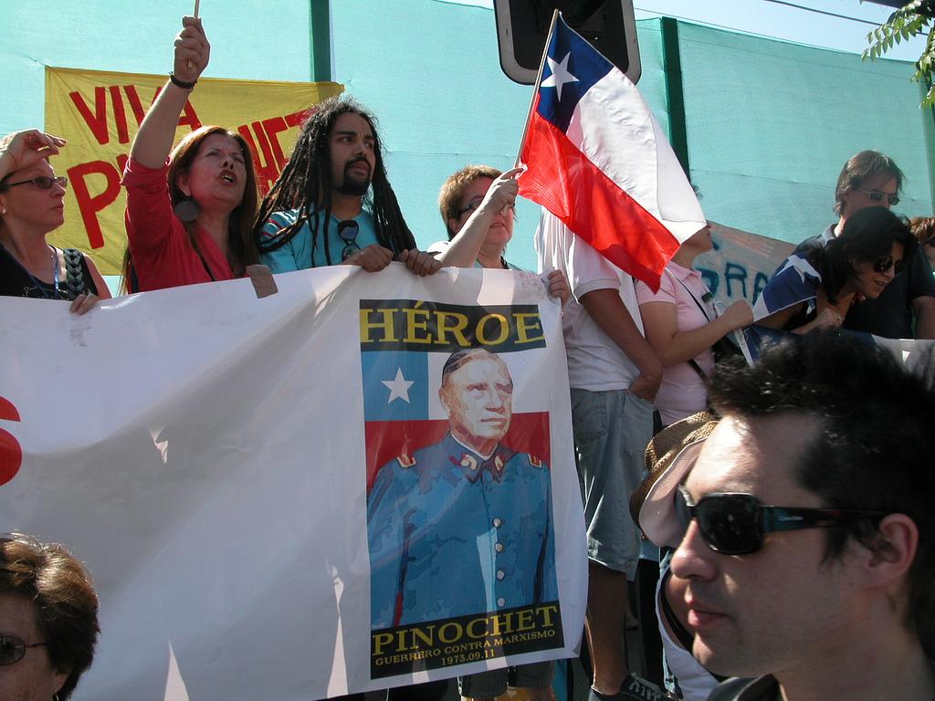 Cuando Pinochet fue un 'preso político'.
