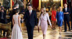 La Casa Real asume el error de protocolo que hizo meter la pata a Sánchez