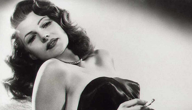 TCM Rita Hayworth
