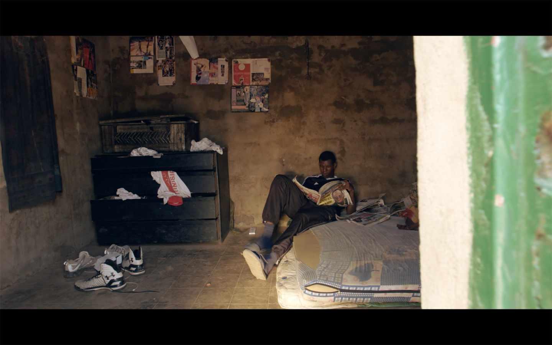Fotograma del documental 'Team Mali'.