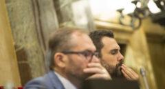 """Costa: """"hay que evitar la foto Torrent-Aragonés"""" con el cheque de la donación del Parlament"""