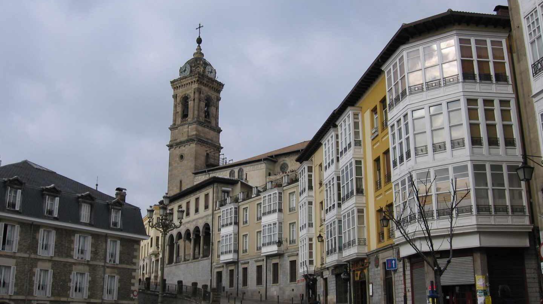 Vitoria Gasteiz. Fotografía: Ardo Beltz