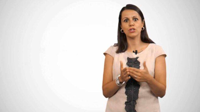Alicia López de los Mozos, profesora de la URJC imputada en el 'caso Máster'.