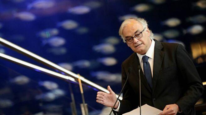 El portavoz del PP en la Eurocámara, Esteban González Pons