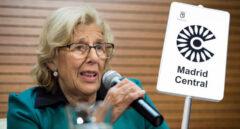 Con Madrid Central las emisiones contaminantes han caído un 38%.