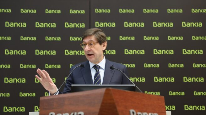 La bala de Bankia se desinfla: las acciones que controla el Estado apenas superan ya los 5.000 millones.